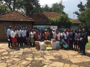 GVA Nairobi Hospice Visitation