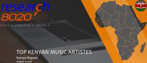 Kenyan Music Artistes