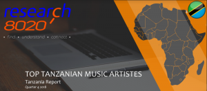 Top Tanzanian Music Artists